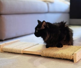 Cat Scratching Post/pad