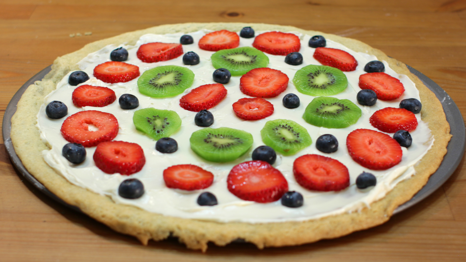 Picture of Easy Dessert Pizza