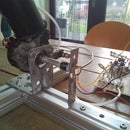 Wiper Motor and Arduino Mega Servo