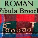 Make a Roman Fibula Brooch - Without a Torch!