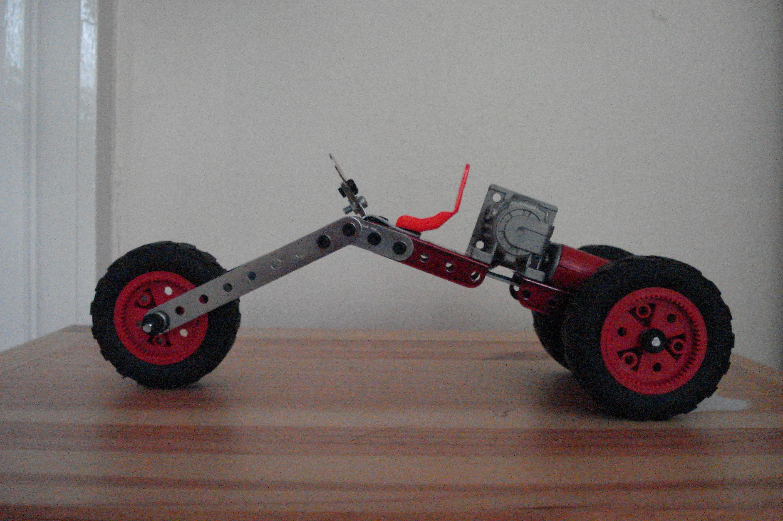 Picture of Meccano Chopper-Style Trike
