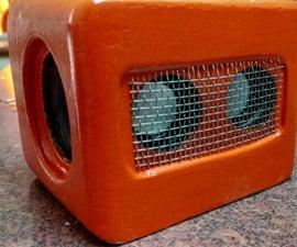 Portable Mini Speaker Double Channel