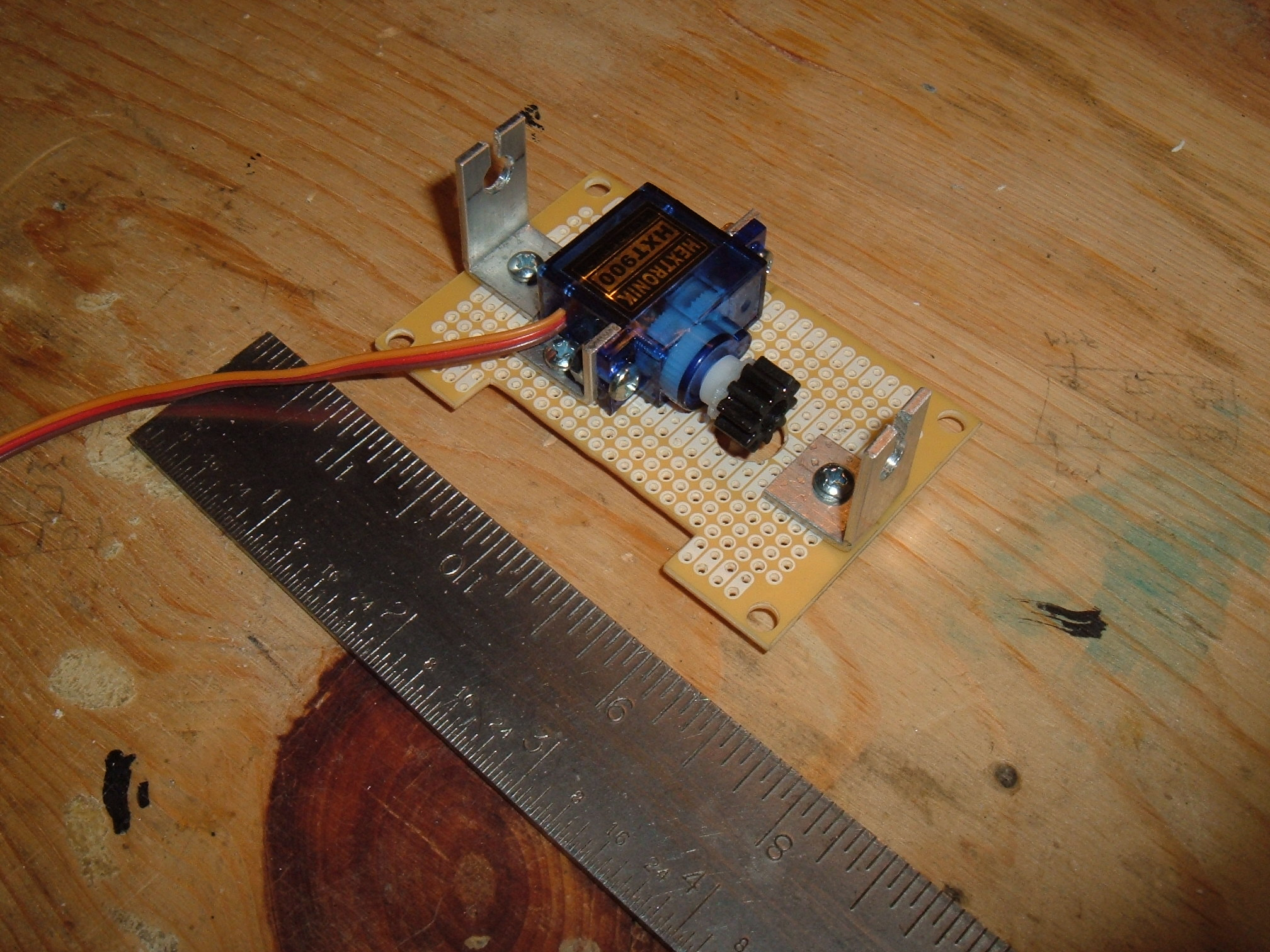 Picture of Building the Solar Panel Chassis
