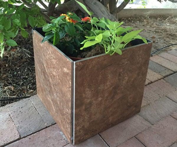 Fast, Easy $10 Tile Planter