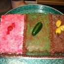 Habanero Chocolate Cake