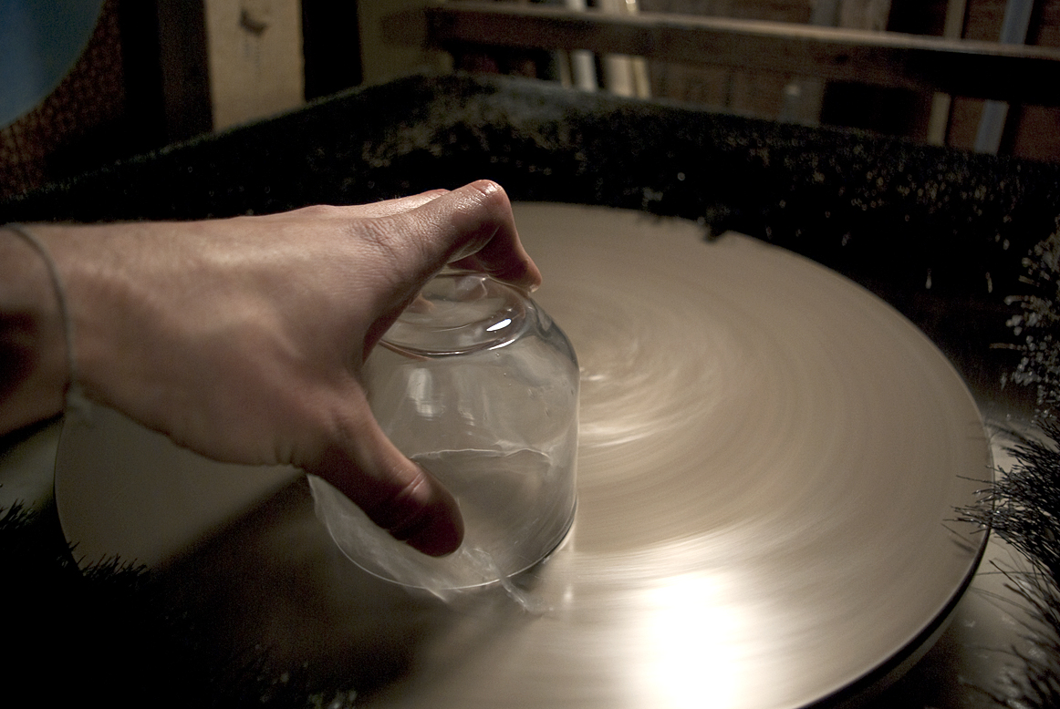 Picture of Polishing the Rim
