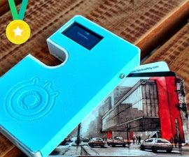IoT钱包(带有Firebeetle ESP32,Arduino IDE和Google电子表格的智能钱包)