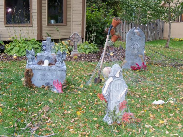 Picture of My Yard Haunt