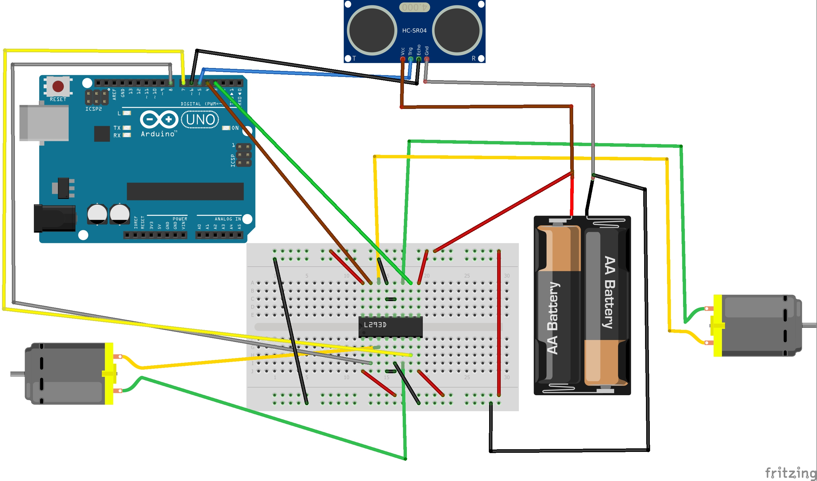 Picture of Step 5: Wiring