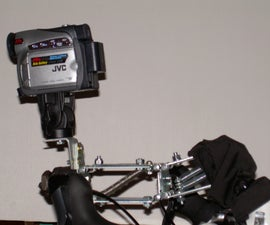 Updated Bicycle mounted steadicam