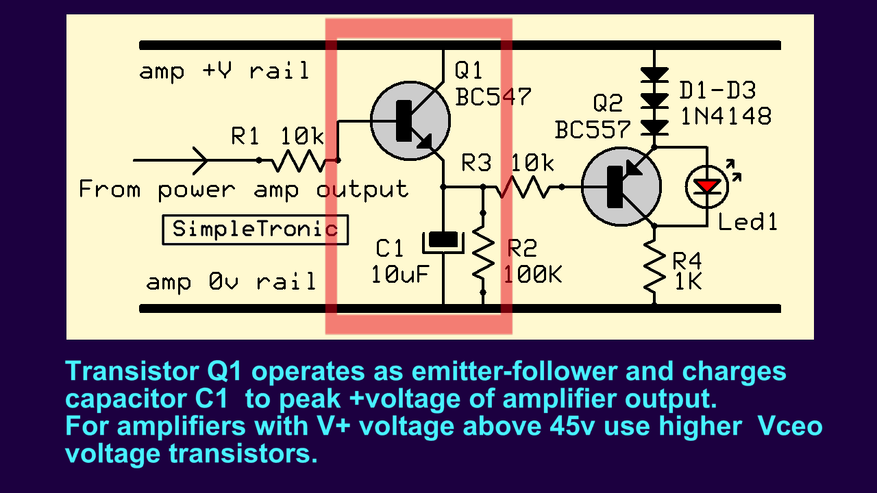 Picture of Q1: Emitter Follower