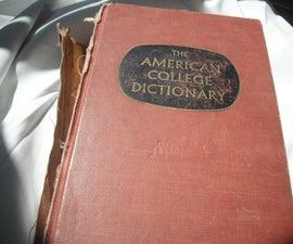 Dictionary Game - an enjoyable challenge
