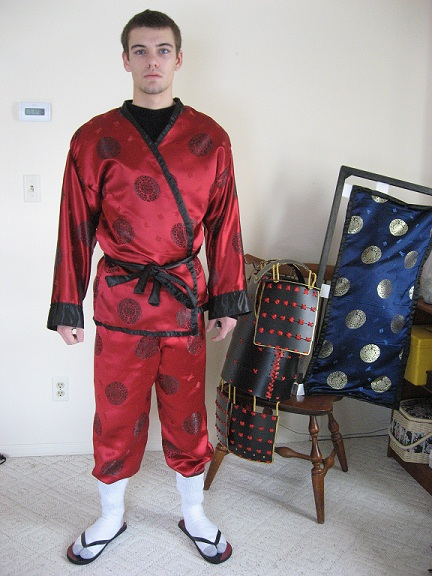 Picture of The Soft Goods (Robes and Pants)