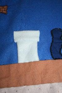 Light Blue Pieces