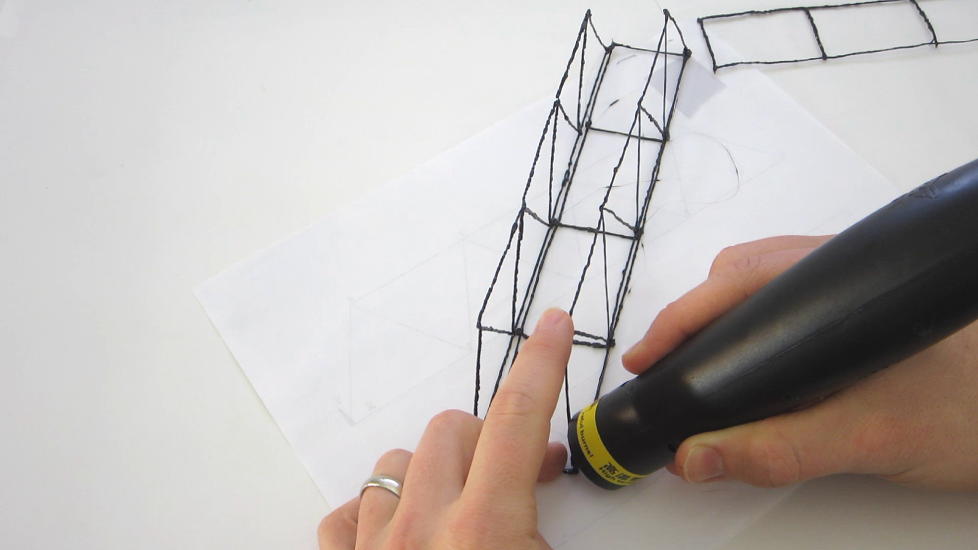 Picture of Assembling 3D Objects From 2D Sketches
