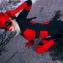 How to Make a No-Sew Lady Deadpool Costume