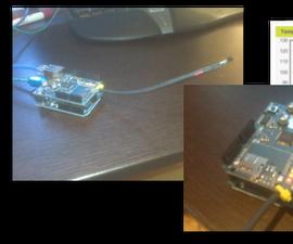 Arduino Temperature Monitor Data Analytics Using Exosite
