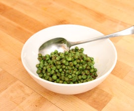 Yummy Peas: Cheap, Fast & Delicious