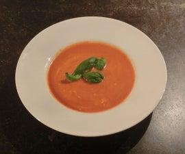 Delicious Tomatoe Soup