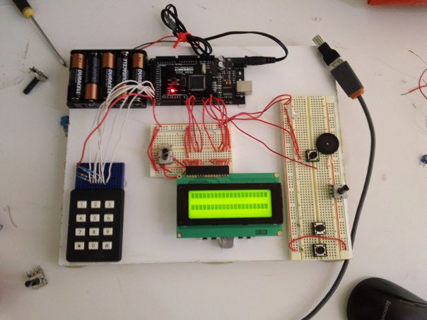 Picture of Password Lock With Arduino