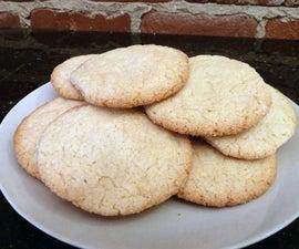 Grandma's Secret Sugar Cookie Recipe