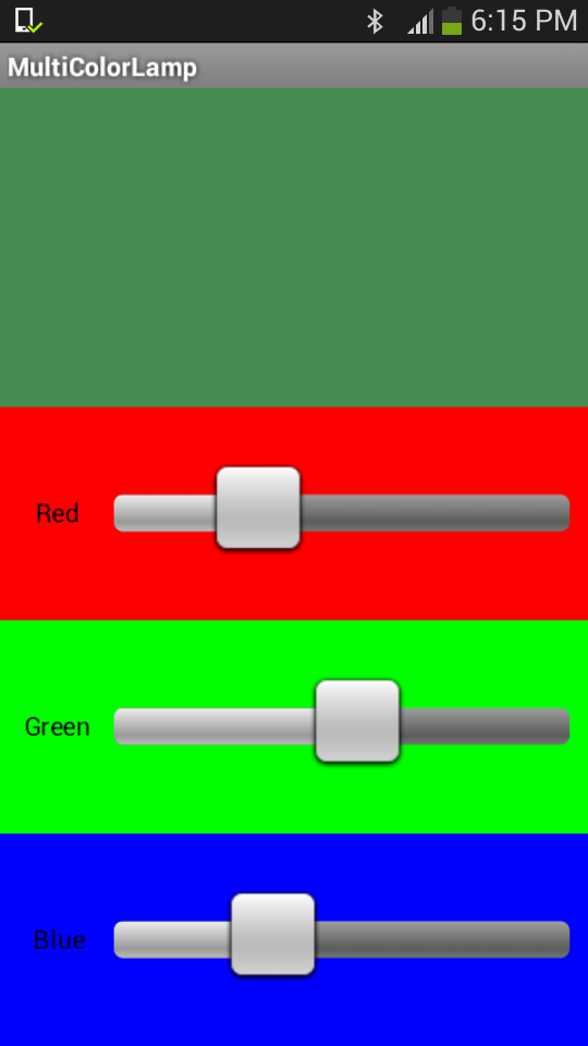 Picture of Download RGB Multicolor Application