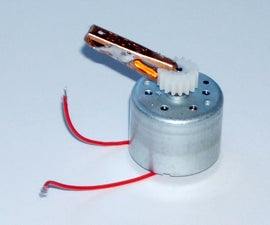 How to make a vibrating motor.