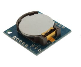 Arduino - AT24C32 / DS1307 Real Time Clock 7 SEGment Display
