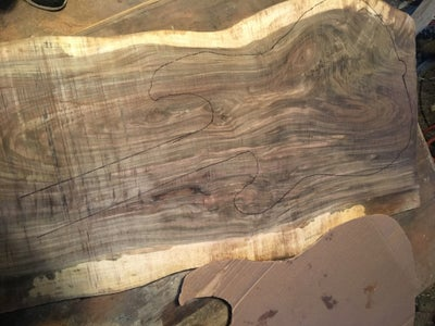 Make a Template and Transfer to the Wood