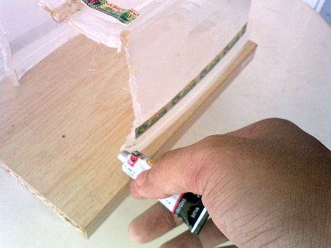 Picture of Attach to Wood
