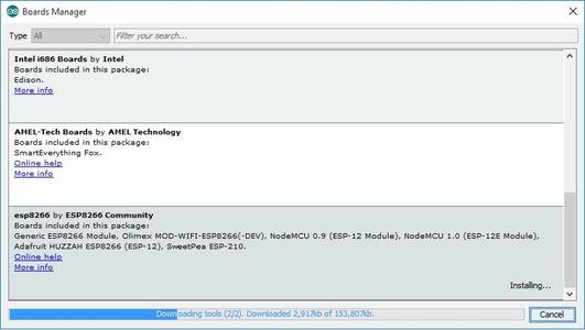 Configure Arduino IDE