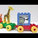 DIY Electric Lego Duplo Train