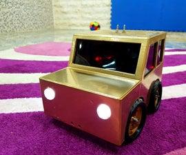 Bluetooth Controlled Car