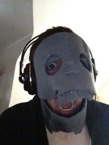 Spring Trap's Mask Prototype