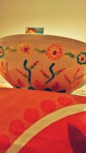 DIY Plain Porcelain Painting