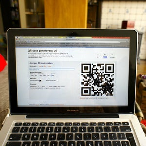 Create the QR-code