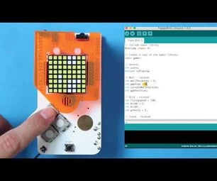 Hack Flappy Bird on the DIY Gamer Kit