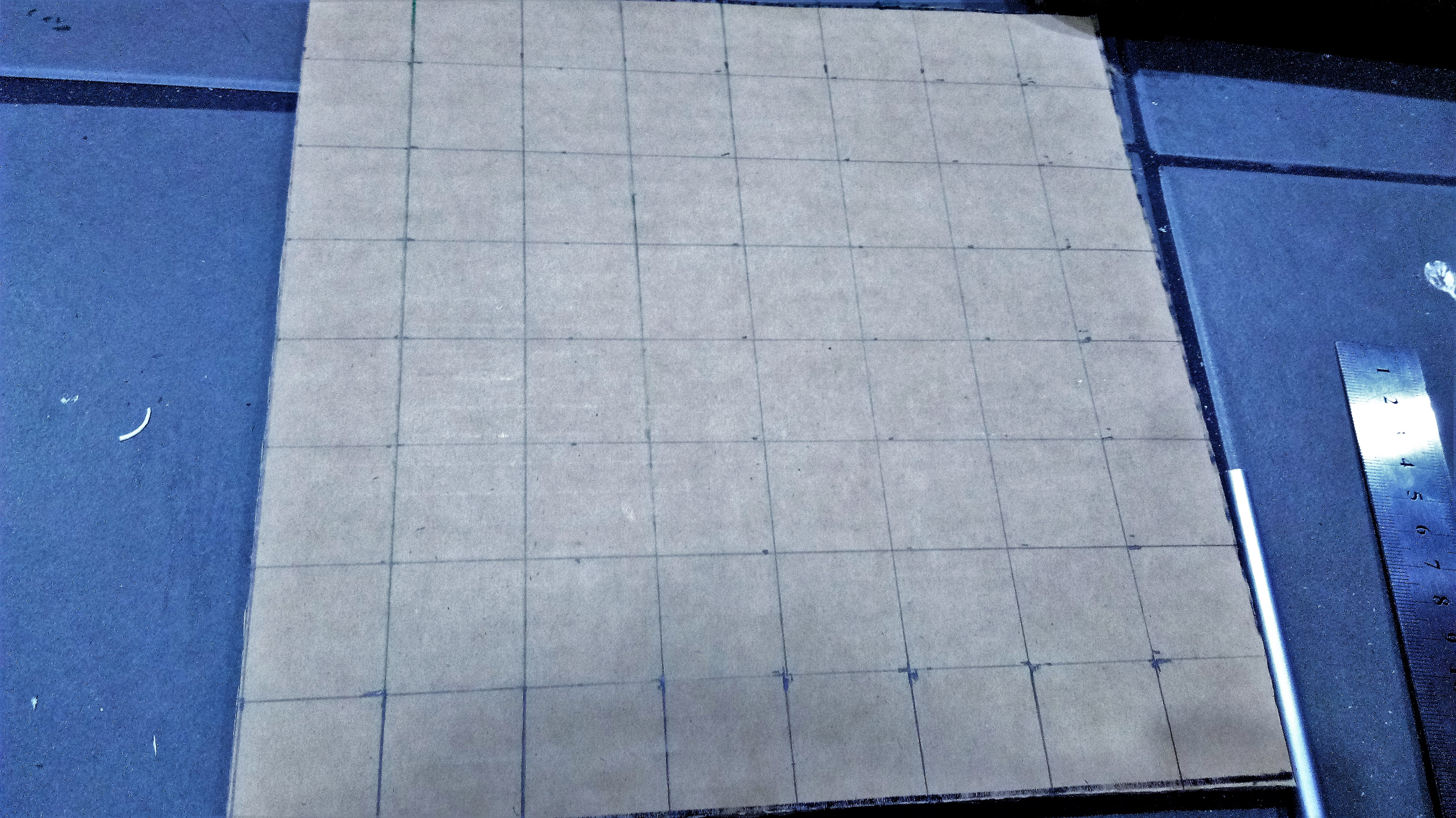 Picture of Chess Board Measurement and Design