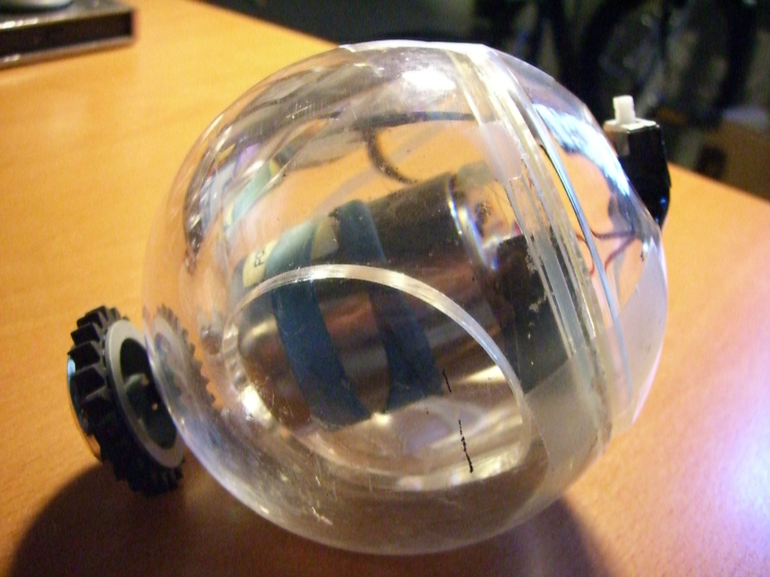 Picture of Ball of Death: or How I Learned to Stop Worrying and Love Apple Pro Speakers