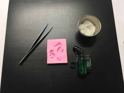 Casting Mold in Wax
