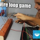 Wire Loop Buzzer Game