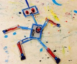 Shrink Bot (Shrinky Dink Robot)