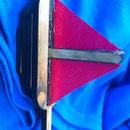 Laser Cut Miniature Sailboats