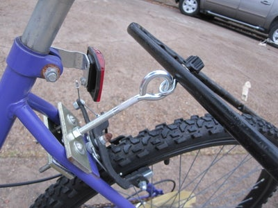 Attach Handle Bars to Linkage Assembly.