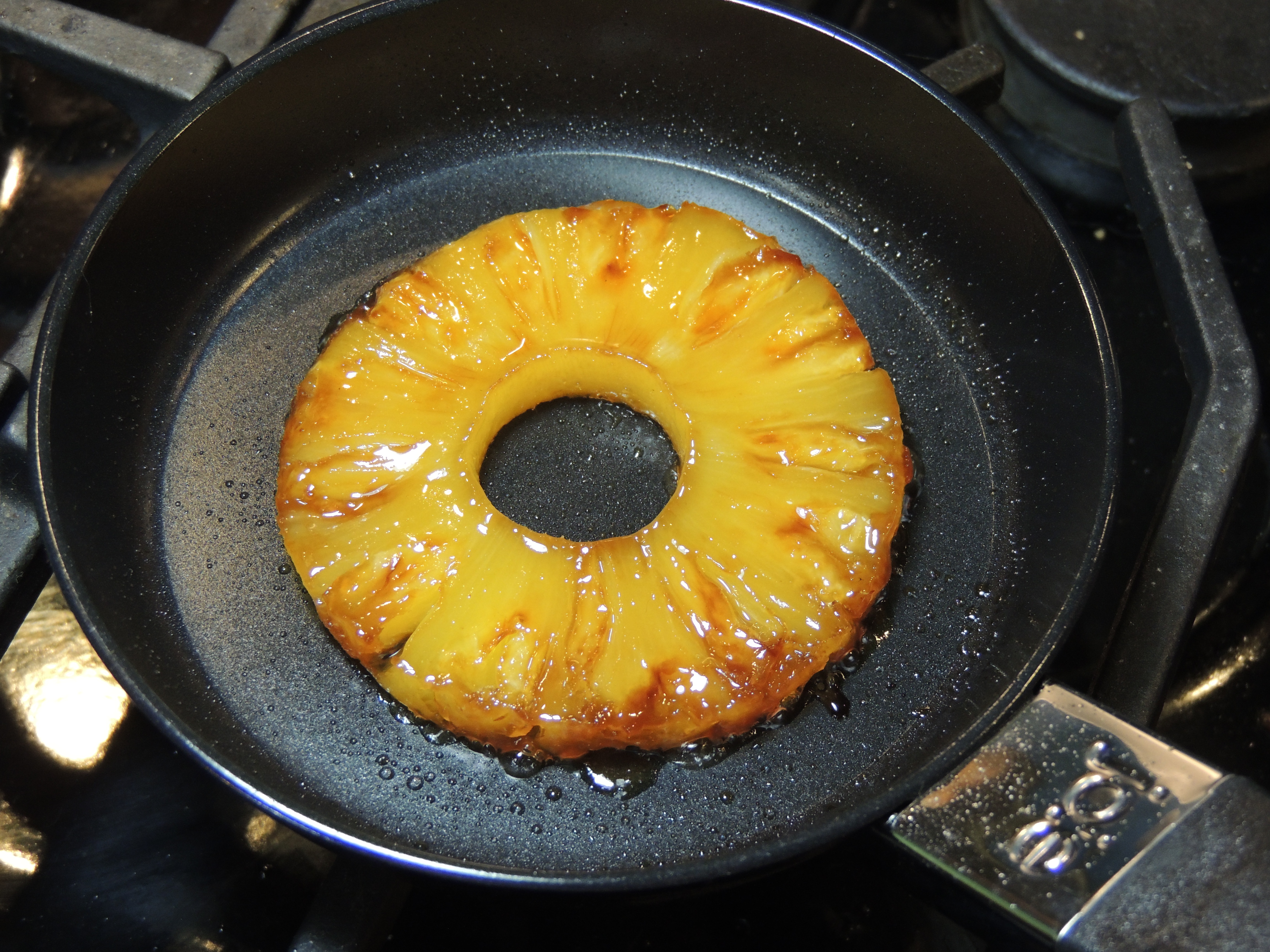 Picture of Making the Pancake
