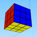 Working Rubik's Cube on Google SketchUp
