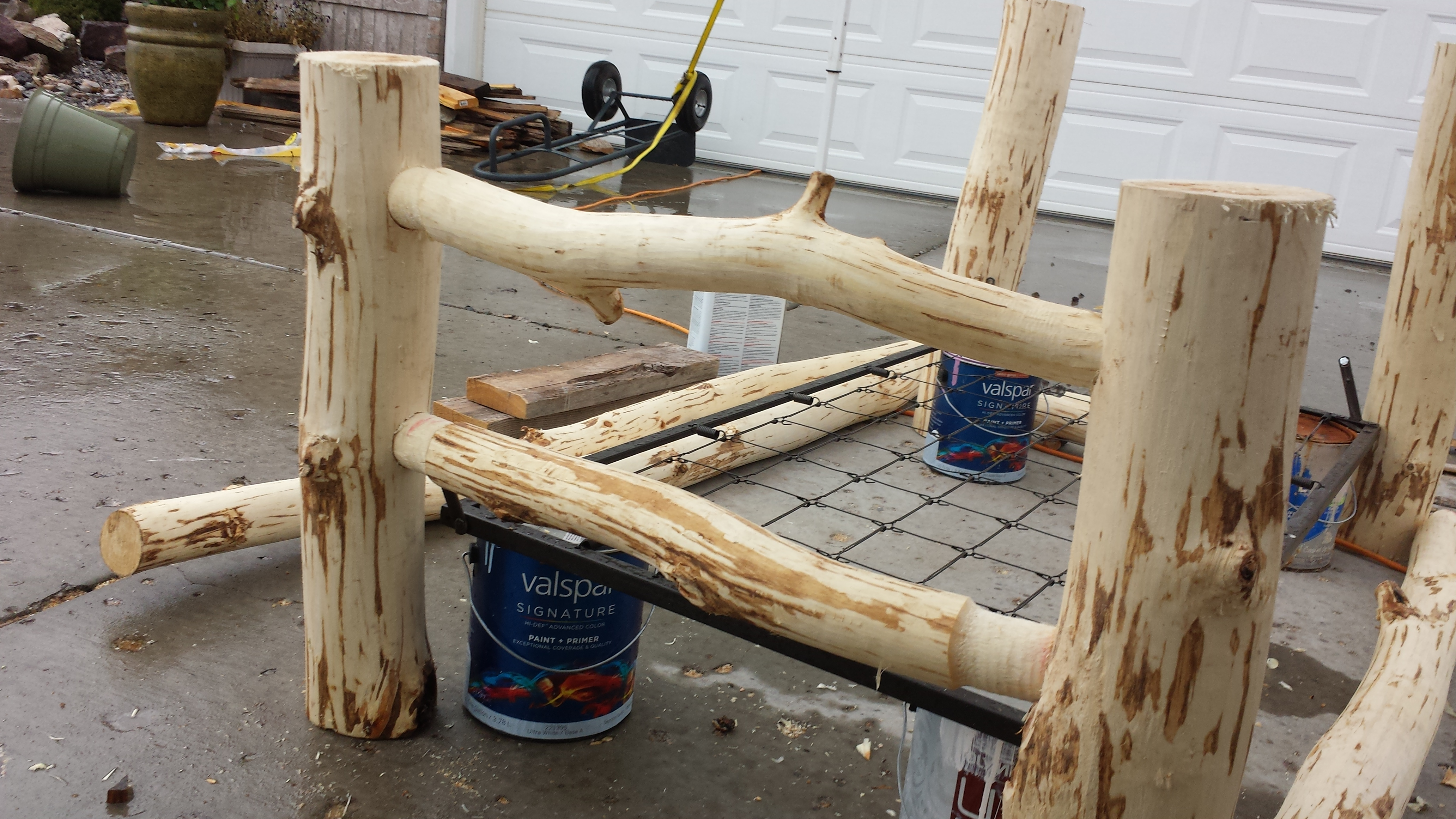 Picture of Making Footboard
