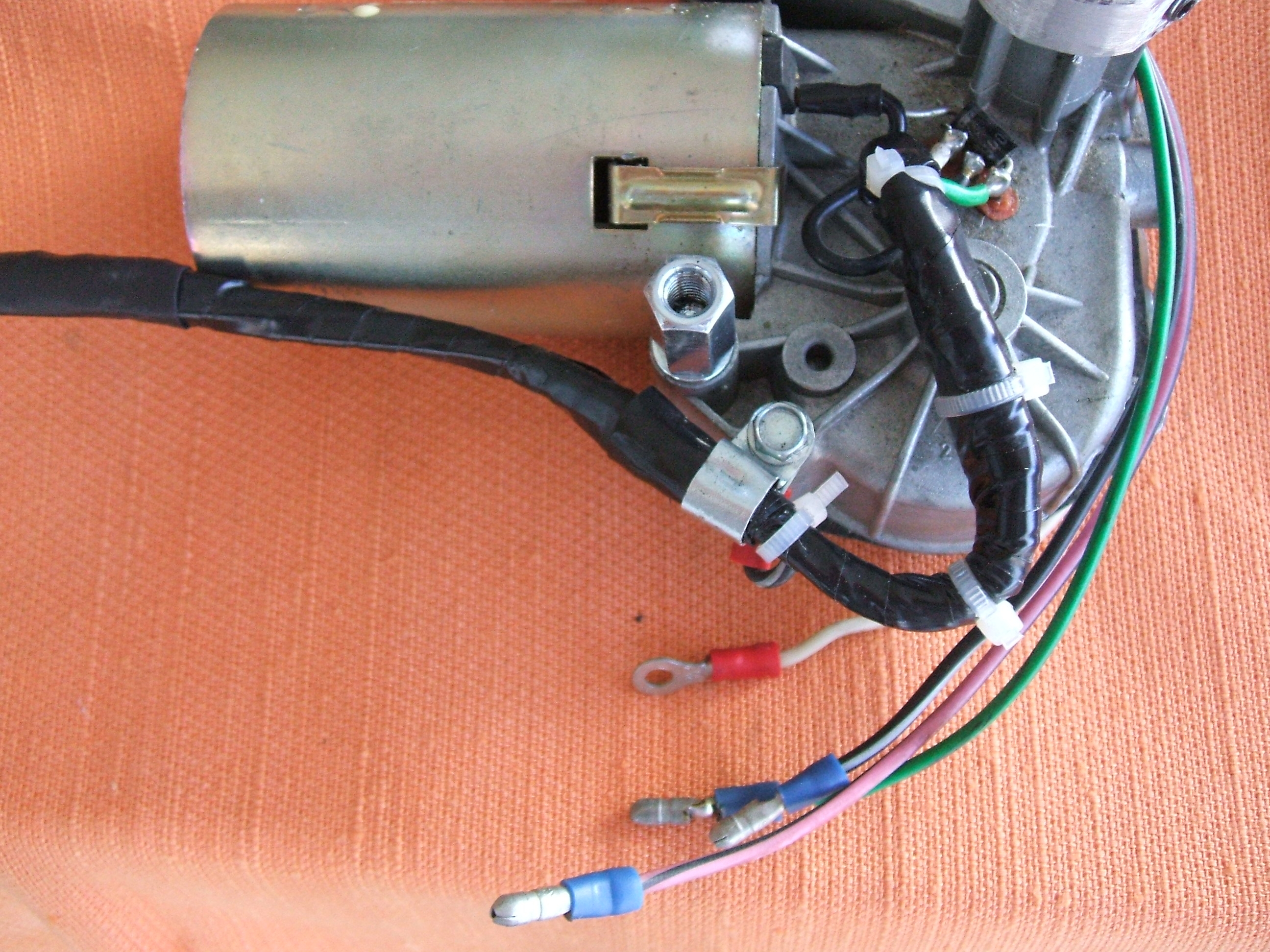 Picture of Make a New Wire Harness