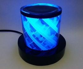 The Positively Amazing Negative Lamp