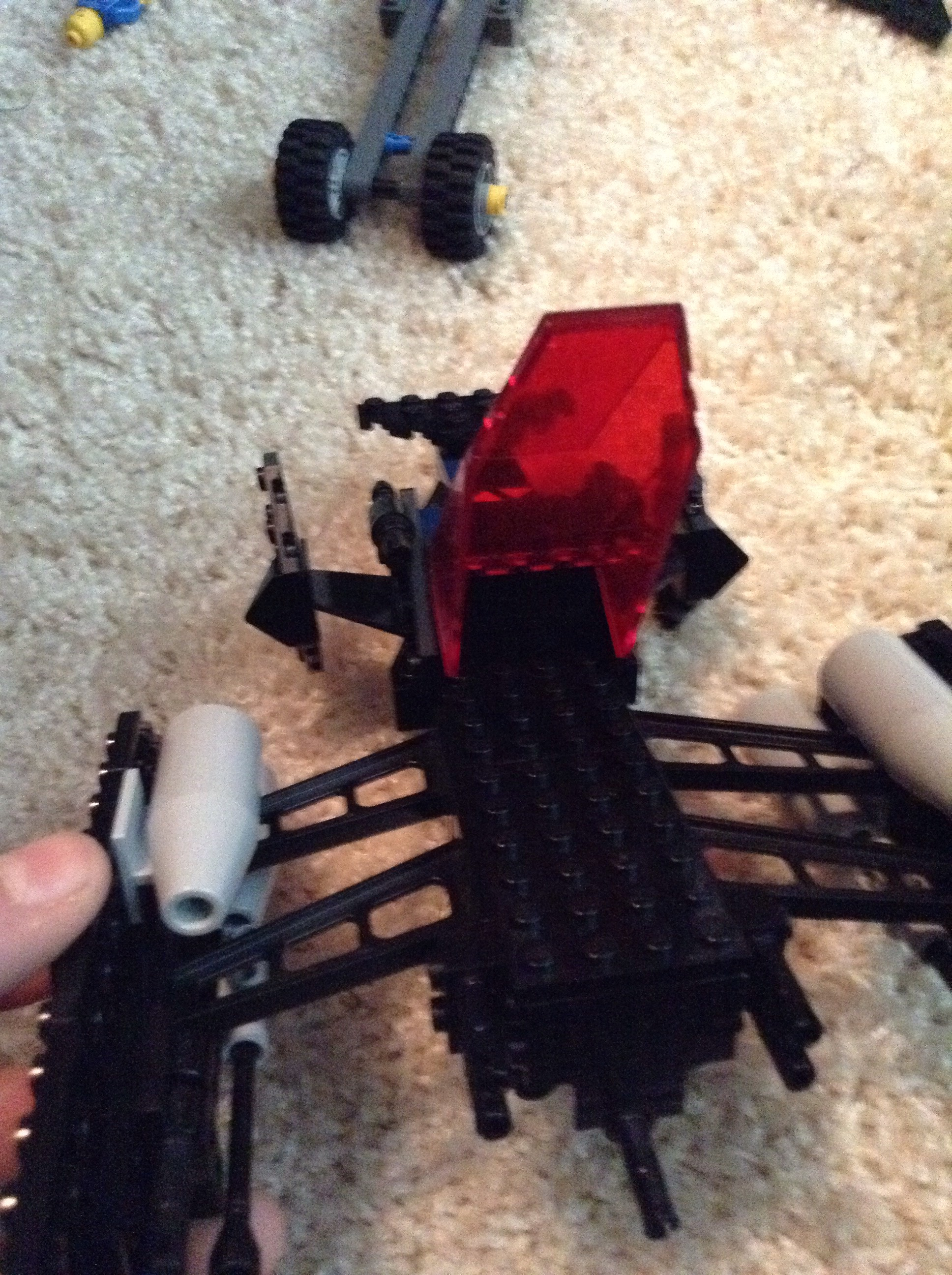 Picture of Lego Spaceship